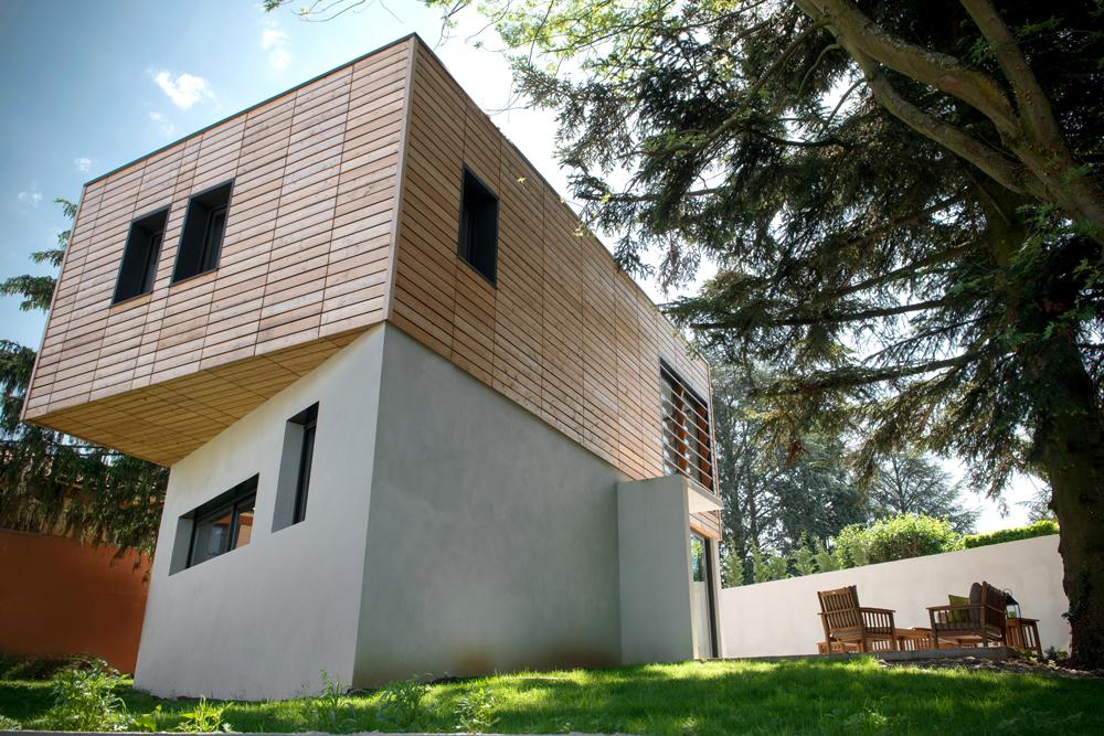 une villa hors normes futur in media. Black Bedroom Furniture Sets. Home Design Ideas
